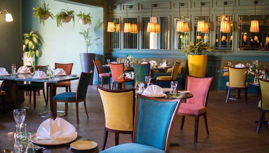 Brasilianisches A la carte Restaurant im Rixos Sharm el Sheikh