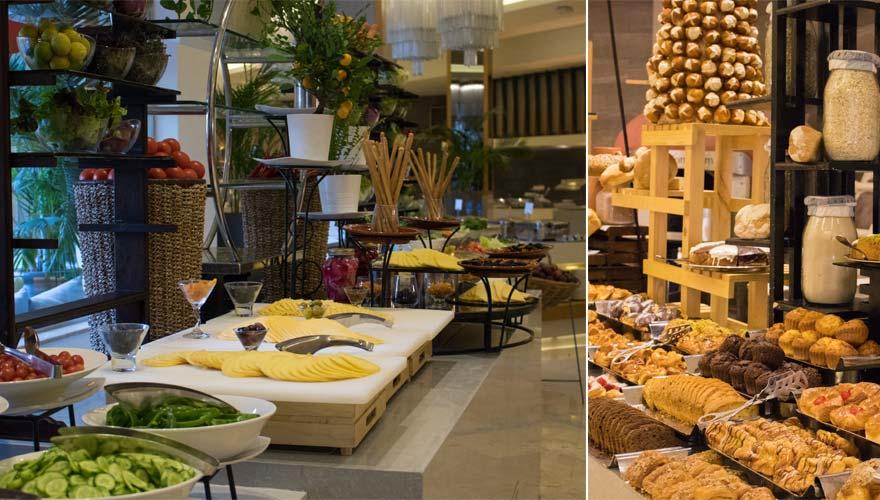 Frühstücksbuffet, Rixos Sharm el Sheikh
