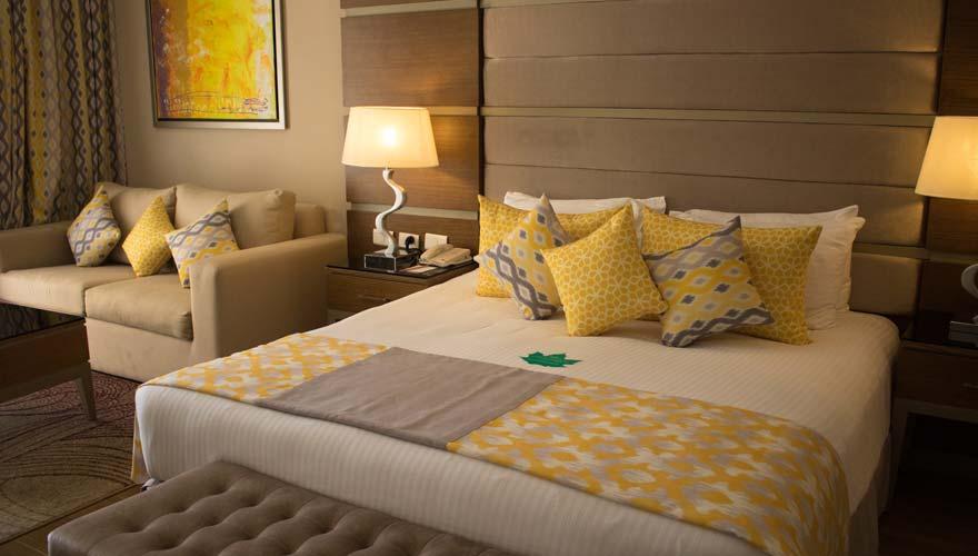 Zimmer im Rixos Sharm el Sheikh