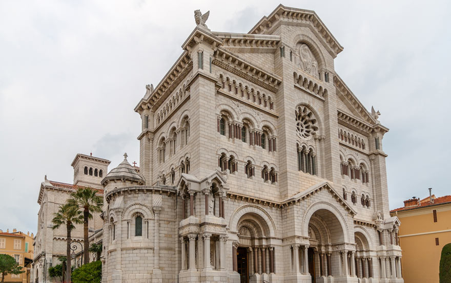 Notre Dame Immaculée in Monaco