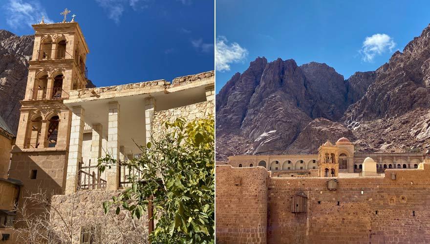 Ein Ausflug von Sharm el Sheikh ins Katarinenkloster