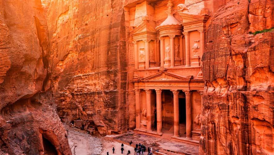 Tagesausflug nach Petra
