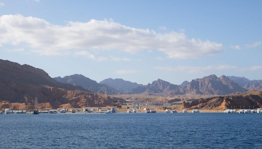 Hafen von Sharm el Sheikh