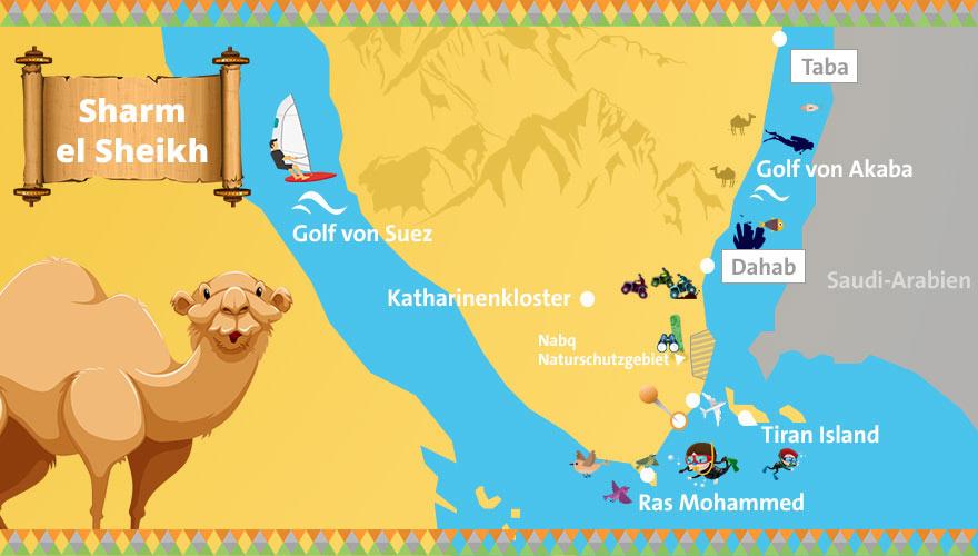 Sharm el Sheikh Grafik