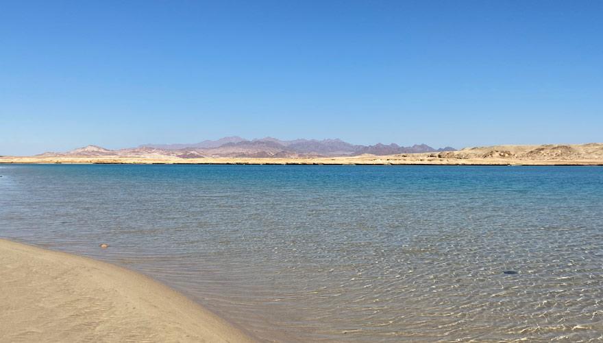 Panorama im Ras Mohammed Nationalpark