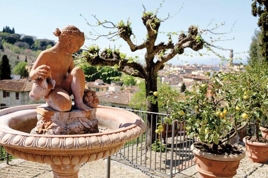 Giardino delle Rose in Florenz