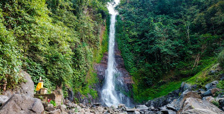 Gitgit Wasserfall auf Bali