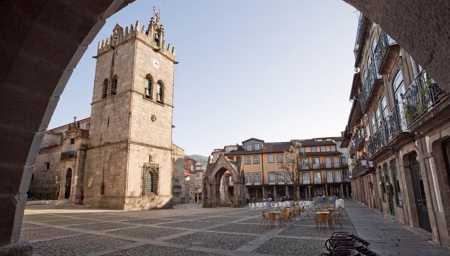 Guimaraes in Portugal