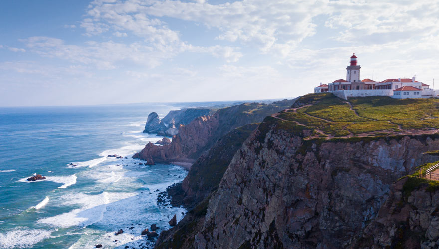 Küste Sintra Cascais