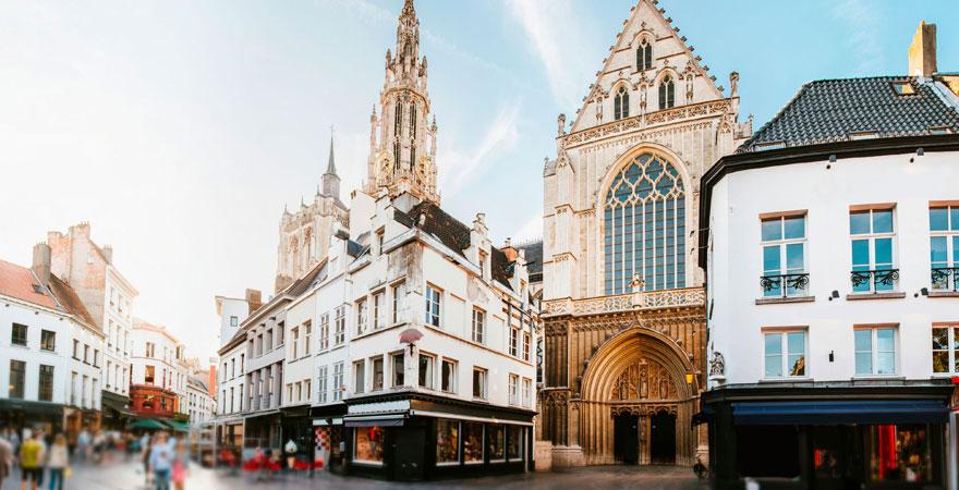 Altstadt Belgien