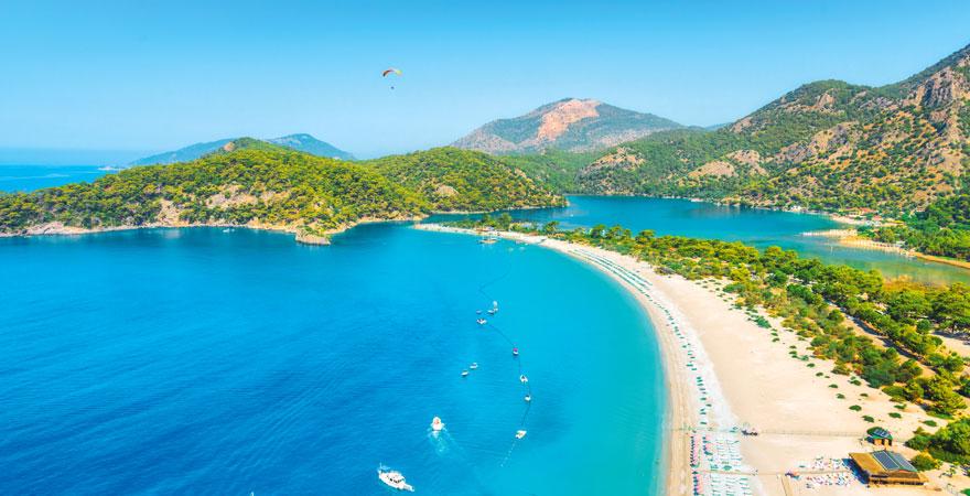 Strand und Meer Türkei