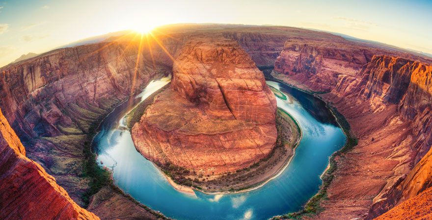 Gran Canyon in den USA
