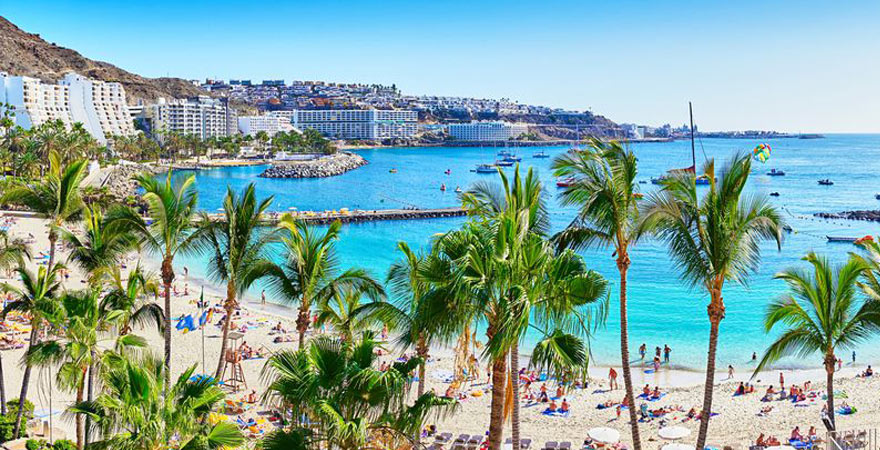 Urlaubsinsel Gran Canaria