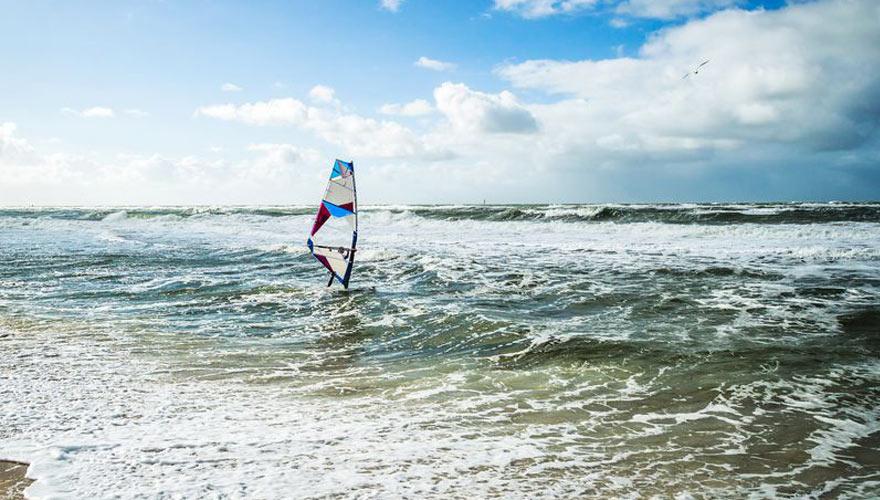 Windsurfer in Deutschland