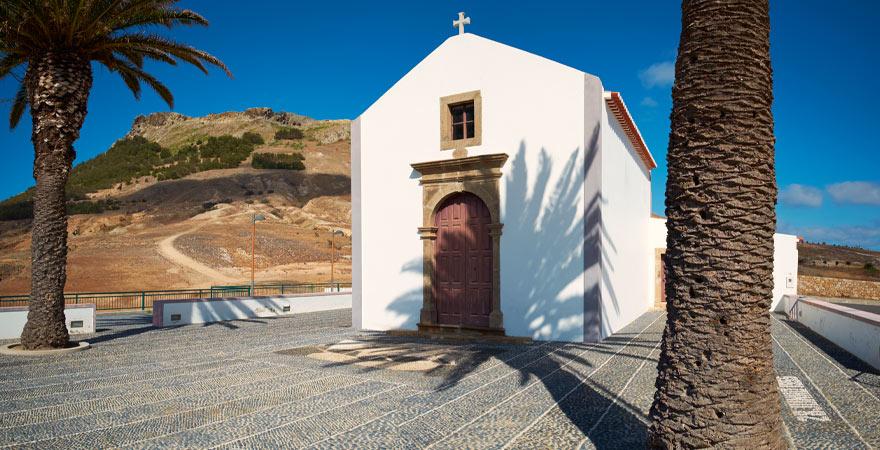 San Pedro Kapelle auf Porto Santo