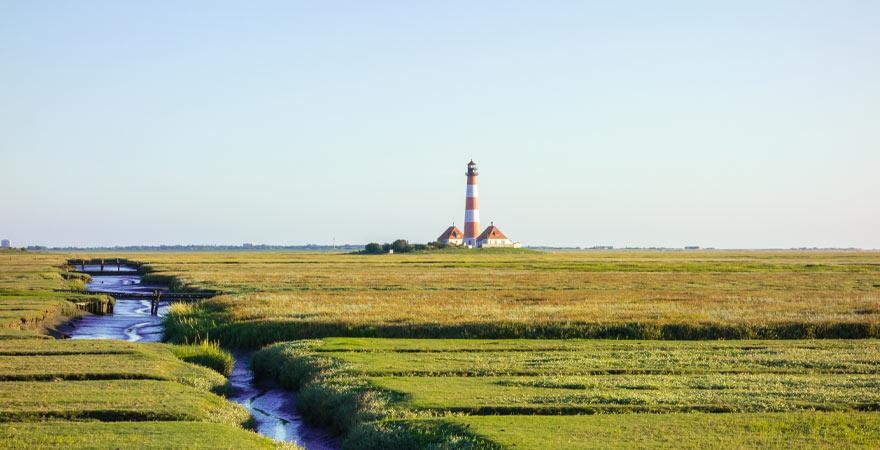 leuchtturm von St. Peter Ording
