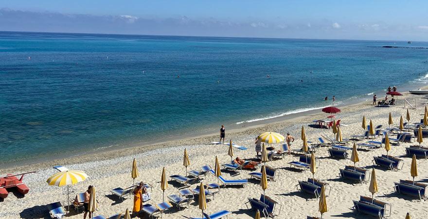Strand des LABRANDA Rocca Nettuno Tropea