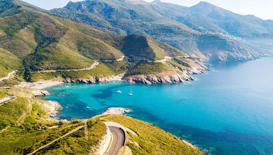 Cap Corse auf Korsika
