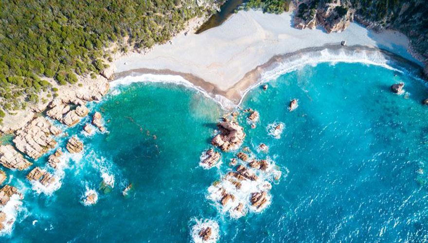 Costa Smeralda auf Sardinien