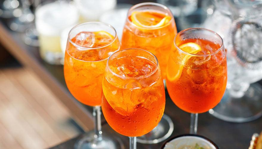 drinks im urlaub