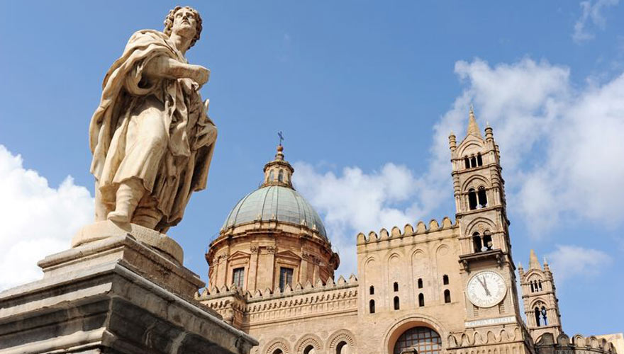 sehenswuerdigkeit in Palermo