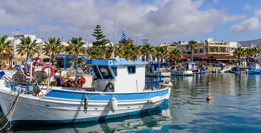 Hafen von Kardamena