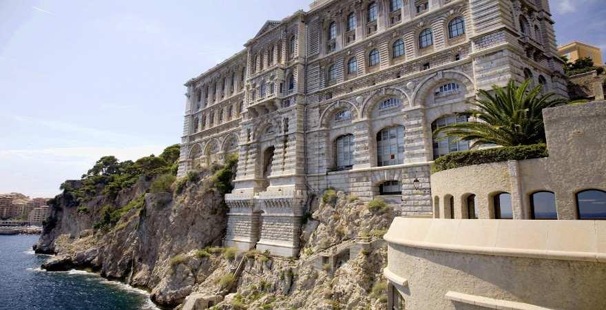 Ozeanographisches-Museum-Monaco-Cote-d-Azur