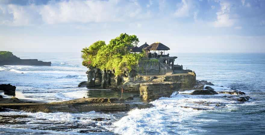 Pura Tanah Lot auf Bali