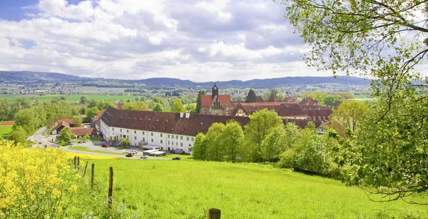 Schloss Salem am Bodensee