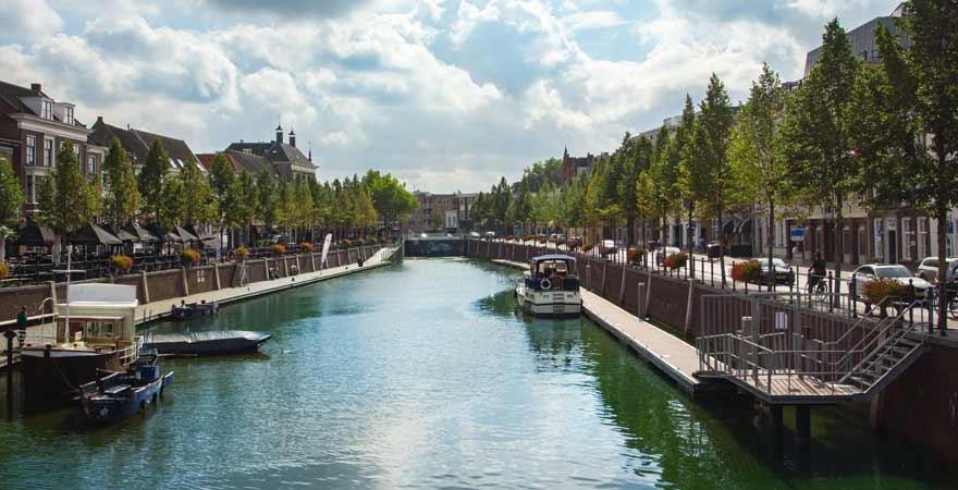 Breda in den Niederlanden