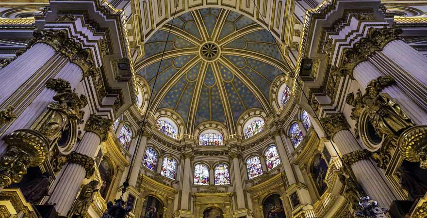 Kathedrale von Granada von Innen