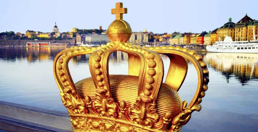 Krone in Schweden
