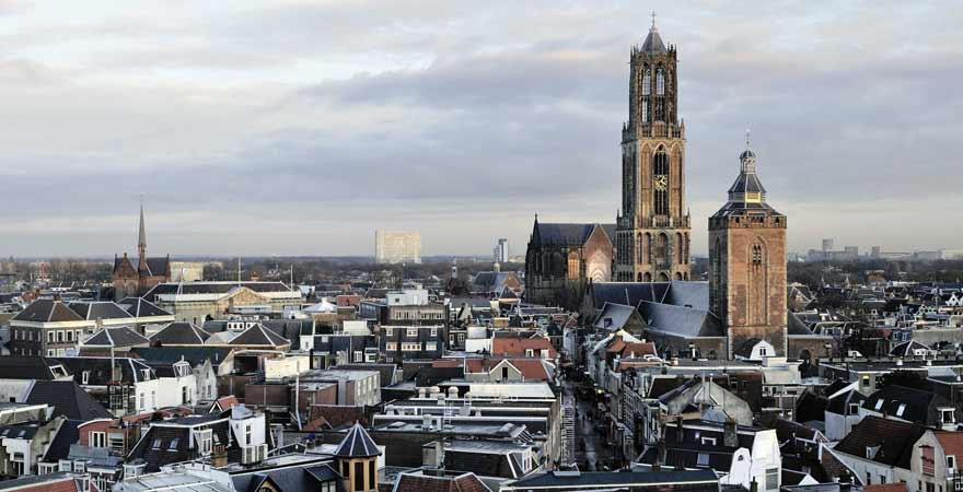 Utrecht in den Niederlanden