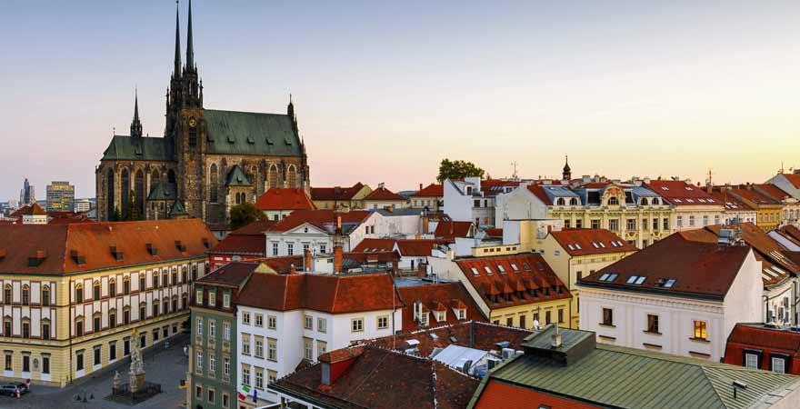Brünn in Tschechien