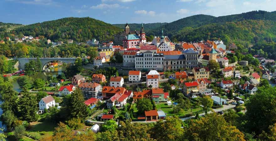 Loket in Tschechien
