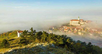 Nikolsburg in Moravia in Tschechien