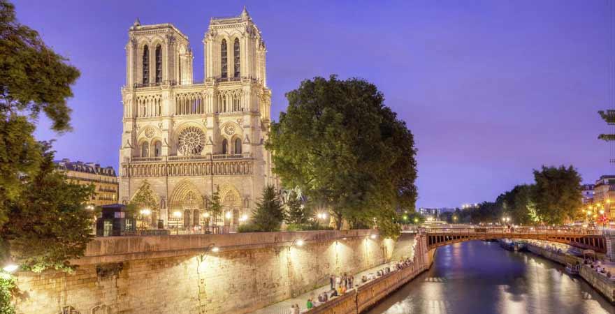 Notre Dame von Paris