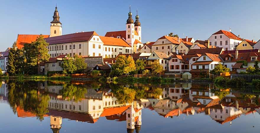 Telc in Tschechien