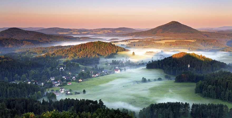 Tschechische Schweiz