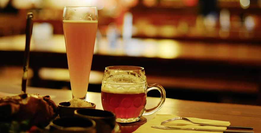 Tschechisches Bier