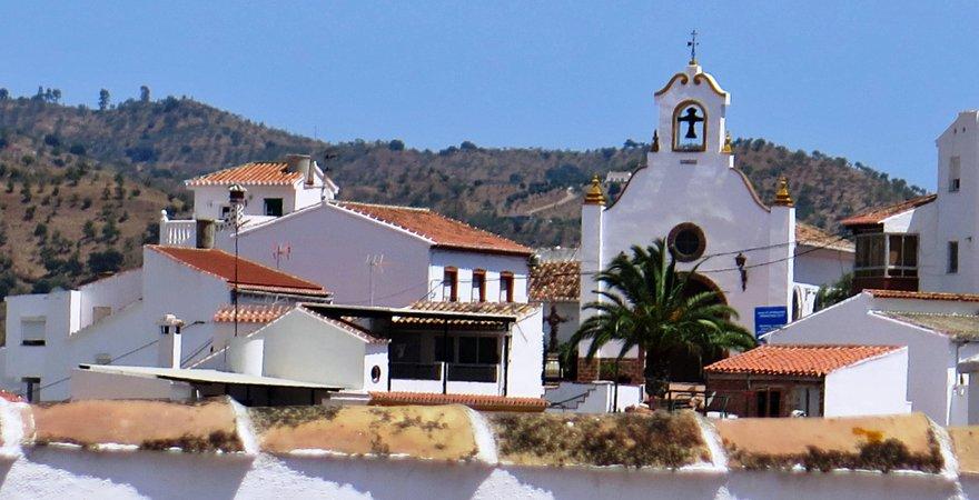 Alora in Spanien