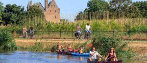 Das andere Holland Doornenburg Kanu