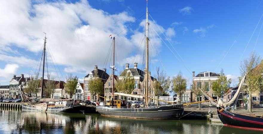 Harlingen in Friesland