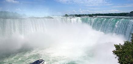 Niagara Falls & Quebec