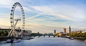 Impressionen Kurzurlaub London