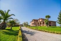 Beste Reisezeit Toskana Szene