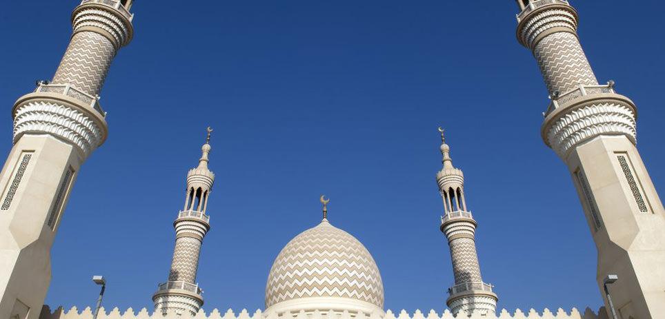 Moschee in Ras Al Khaimah