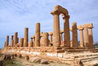 Tempel in Arrigent