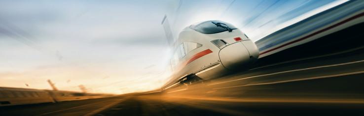 Deutsche Bahn Rail Fly