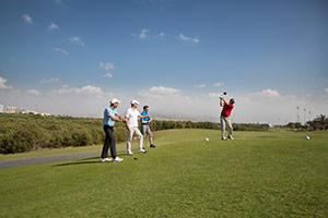 Golfen in Ras Al Khaimah